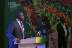 Yemi Dipeolu, SA to President on Economic Matters,  Office of the Vice President