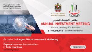 9th Annual Investment Meeting Dubai @ Dubai