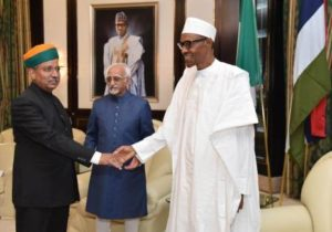 Nigeria-India Joint Commission @ New Delhi
