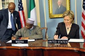 U.S.-Nigeria Binational Commission @ Abuja