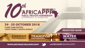 10th Africa PPP Conference @ Cape Town