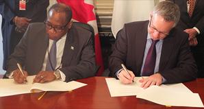Nigeria-Canada Joint Commission @ Abuja